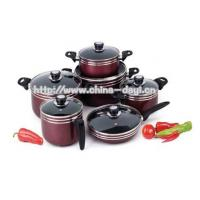 Buy cheap New Product 12PCS COOK WARE SET from wholesalers