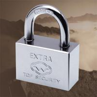 Buy cheap Iron Padlock SeriesSquare iron padlock with vane keys from wholesalers