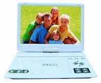 Buy cheap Portable dvd player Portable dvd player 13.3 TFT LCD TV Portable DVD Player product