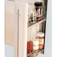 Buy cheap 150mmFrontpullout Kitchen organizers>>Wire baskets>>150mmFrontpullout product
