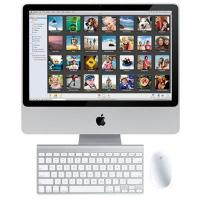 Buy cheap NOTEBOOK Apple 20 iMac - Intel Core 2 Duo 2.4GHz, 1GB Memory, 250GB HD, WIRELESS KB & MOUSE Z0FD-WIRELESS from wholesalers