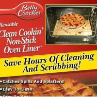 Buy cheap Thermometer TR-TV088Betty Crocker NonStick Oven Liner from wholesalers
