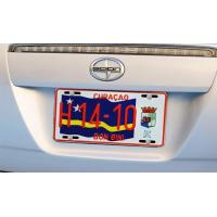 License Plate- Embossing type