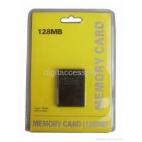Buy cheap Ps2 Memory Card 8m/16m/32m/64m/128m from wholesalers
