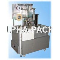 Buy cheap CELLOPHANE OVERWRAPPING MACHINE from wholesalers