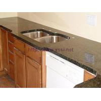 Buy cheap granite Kitchen top Countertop 20We are professinal in granite countertops & vanity tops. Thickness: 3/4 or 1 1/2 or others. Finishes: Flat edge(eased edge), half bullnose, full bullnose, bevel top, Ogee edge, dupont edge, radius from wholesalers