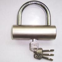 Buy cheap Vane key padlock name:O type vane key padlock from wholesalers