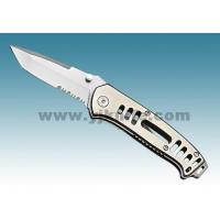 Buy cheap YD-3300TI Aluminum w/Titanium_ox_ide Coating Handle Folder from wholesalers