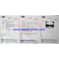 Buy cheap Certificates Polystyrene Beads Food Grade Certificate product