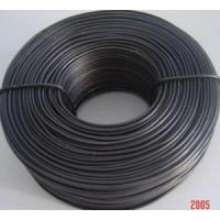 Buy cheap Tieing and Handset Black Annealed Tie Wire from wholesalers