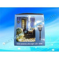 Buy cheap Solar Bug Mosquito Pest Insect Killer Zapper Light Lamp from wholesalers