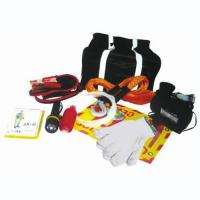 Buy cheap Car Emergency Kit,Reflector Triangle,Tow Rope,Auto Parts,Cable Booster,Auto Cable,Caution Sign,Auto Accessories,Car Tools Kit product
