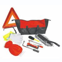Buy cheap Car Accessories,Car Set,Car Tools Kit,Vehicle Tools Set,Car Emergency Kit,Reflector Triangle,Booster Cable,Lead Jump Cable product