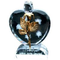 Buy cheap Crystal with 24K Golden SeeMore JHE012 product