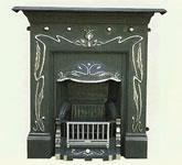 Buy cheap Iron cast fireplace IRON CAST FIREPLACES from wholesalers