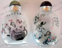Buy cheap insidepainting snuff bottle common grade from wholesalers