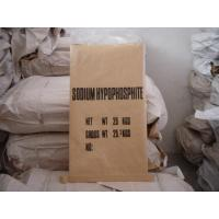 Buy cheap Industrial Material Sodium Hypophosphite from wholesalers