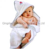 Buy cheap Bamboo baby series Baby Hooded Towel from wholesalers