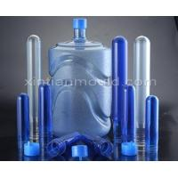 Buy cheap ProductsPet Preform Mold>4 cavities pin-valve 5 gallon preform mould with hot runner from wholesalers
