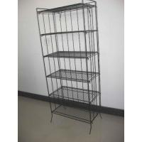 Buy cheap Wire Display Rack Foldable display stand from wholesalers