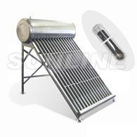 Buy cheap Thermosyphon Tubular Solar Water Heater from wholesalers