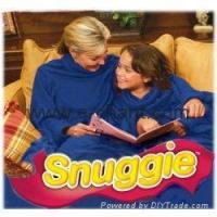 Buy cheap Snuggie Blanket With Sleeves from wholesalers