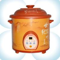 Buy cheap Purple clay fast/slow cooker Micro-computer Electric Pot Micro-computer Electric Pot from wholesalers