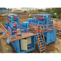 Buy cheap Mud Cleaner Petroleum Drilling Fluid Circulation System from wholesalers