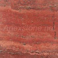 Buy cheap Travertine Red Travertine from wholesalers