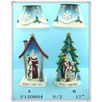 Buy cheap Santa Claus and snowman reading lamp from wholesalers