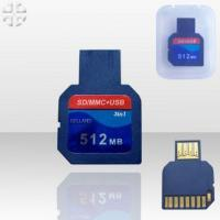 Buy cheap Product SD/MMC+USB Card from wholesalers