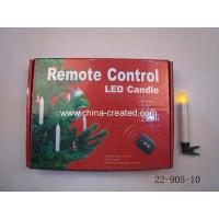 China Remote Control LED Candle on sale