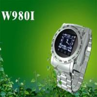 Buy cheap watch mobile phone w980i with PDA bluetooth from wholesalers