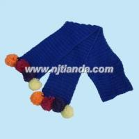 Buy cheap hand knit scarf hand knitted scarf hand knitted scarf  TS8-00806 from wholesalers