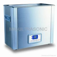 Buy cheap Ultrasonic cleaner Benchtop Ultrasonic Cleaner with Degas Feature from wholesalers