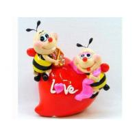 Buy cheap Valentine's day PolyresinValentine's day5-1/8X9-3/4X5-1/2 from wholesalers