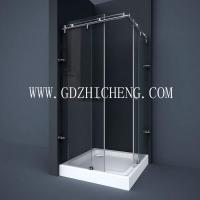 Buy cheap Shower Door corner shower version from Wholesalers