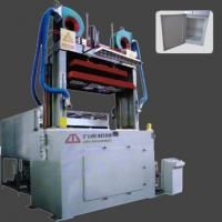 Buy cheap ABS Thicker Forming Machine Pressure molding machine series ABS Thicker Vacuum Forming Machine from wholesalers
