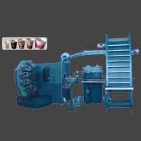 Buy cheap Pressure molding machine series Six-Color Curved Offset Cup Printing Machine product