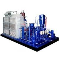 Buy cheap CNG compressor Z-type series natural gas compressor from wholesalers