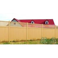 Buy cheap Semi Privacy Vinyl Fence F-005 from wholesalers
