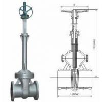 Buy cheap Class 150~600 Bellows Gate Valve from wholesalers