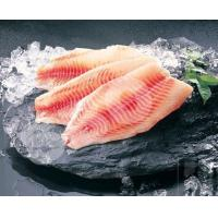 Buy cheap Shallow skin tilapia fillet from wholesalers