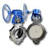 SERIES 800 WAFER/SPHERE BUTTERFLY VALVES