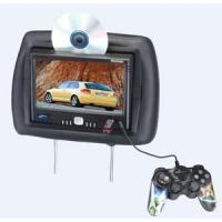 Buy cheap Headrest Monitor/DVD Product 8.5inch Headrest DVD +IR/ USB/ SD/ MMC/ AV-IN/ FM transmitter [Order it!] from wholesalers