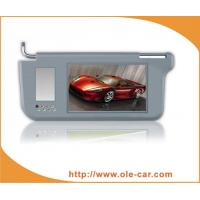 Buy cheap 7 Sunvisor Monitor with SD/MMC/MS/USB functions Model No.: SV-7001SDU Product Descriptions from wholesalers