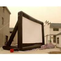 Buy cheap INFLATABLE OUTDOOR MOVIE SCREEN 25ft*14ft Movie Screen from wholesalers