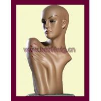 Buy cheap Plastic Mannequin head SYPM003 from wholesalers