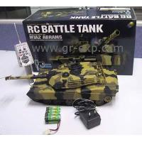 Buy cheap RC Military Toy M1A2 ABRAMS Main Battle Tank from wholesalers