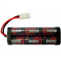 Buy cheap Batteries and chargers NI-MH Electric RC Car battery series from wholesalers